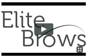 Elite Brows video