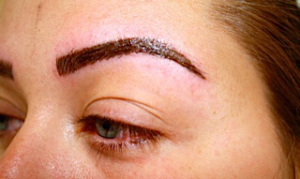 5 Eyebrow After