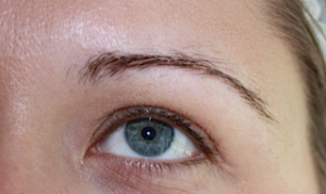 5 Eyebrow Before