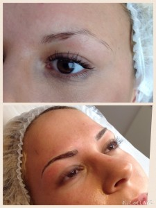 Before Combination Brow